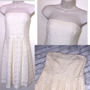 Cooperative Urban Outfitters Daisy Lace Dress